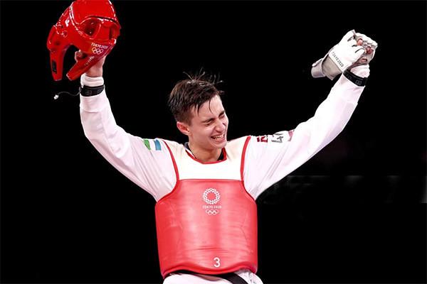 Улугбек Рашитов завоевал первую медаль для Узбекистана на Олимпиаде в Токио
